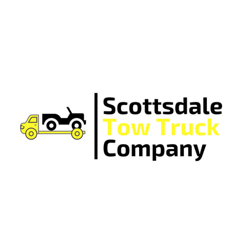 Scottsdale Tow Truck Company Logo